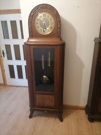 Zegar stojący baba antyk