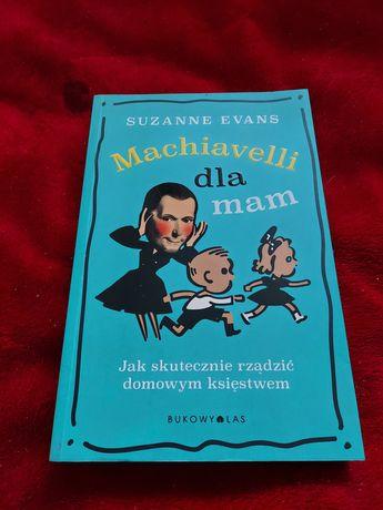 Machiavelli dla mam Suzanne Evans