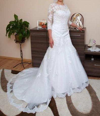 Suknia ślubna Annais Bridal Main Line, model Rosamunde