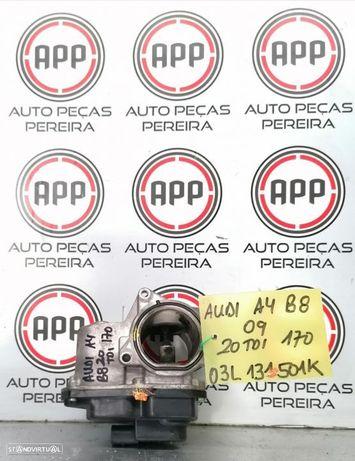 Válvula EGR Audi A4 B8 2.0 TDI referência 03L131 501K.