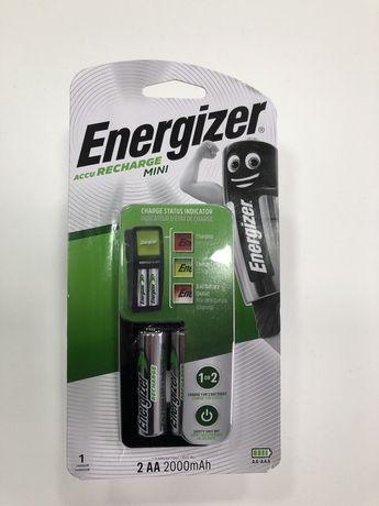 Energizer Akumulatory Accu Recharge mini