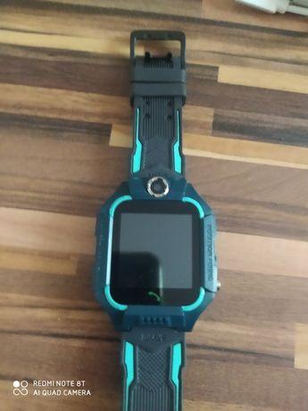 Nowy smarwatch dla chłopca