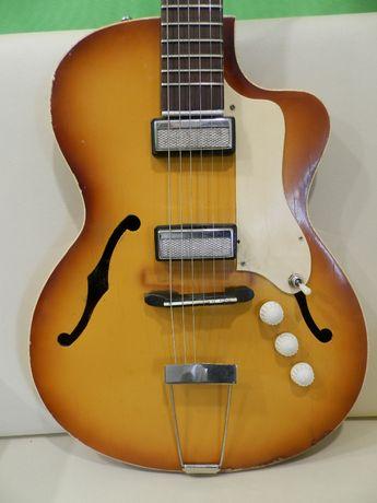 gitara jazzowa oldschool