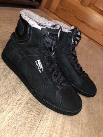 Ботинки сапоги сапожки пума puma ботиночки