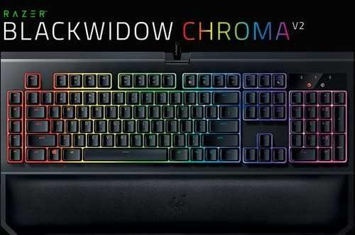 Teclado Razer Blackwidow Chroma V2