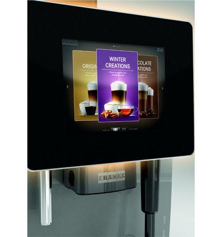 Суперавтомат кофемашина Franke A600 на гарантии = 4 мес / wmf, a400