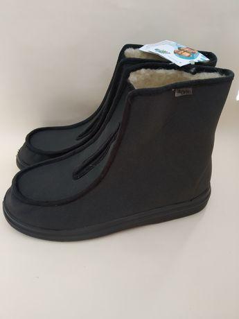 46 р. Dr Orto Диабетические ортопедические ботинки сапоги бурки