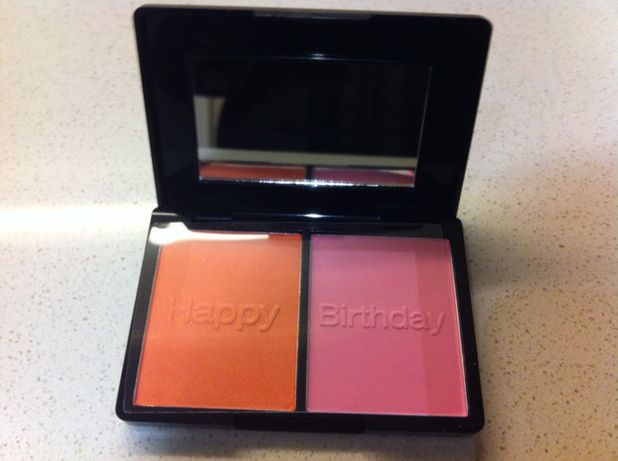 SEPHORA blush duas cores NOVO c/caixa (oferta compra peças)