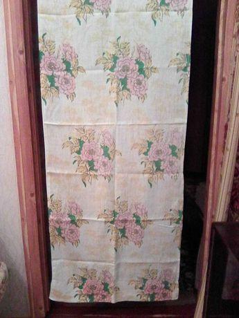 Продам шторы портьеры льняные.