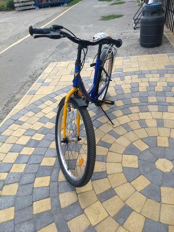 Велосипед підлітковий r24 радіус