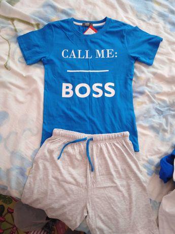 Piżamka BOSS rozm. 122