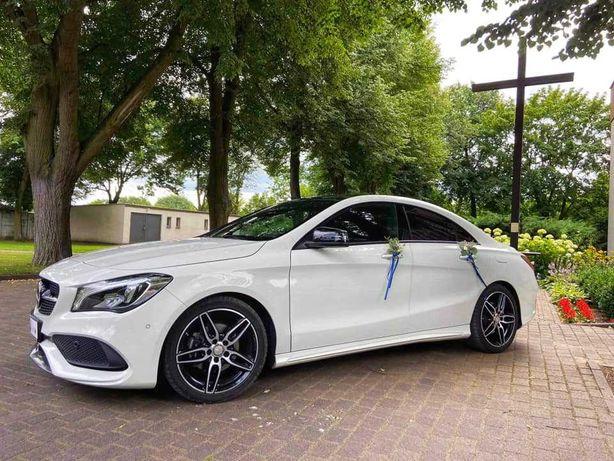 Biały Mercedes do ślubu, AMG,Wolne terminy, atrakcyjne ceny