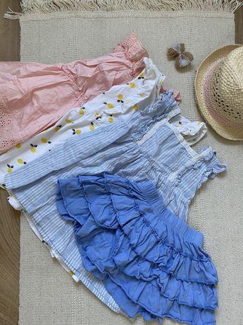 Zestaw letnich sukienek