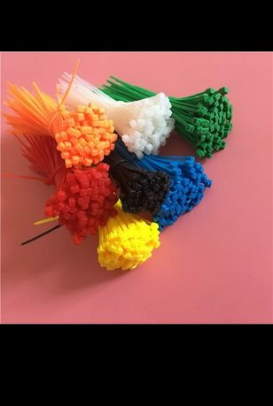 Стяжка пластиковая 10х3 , хомут пластиковый