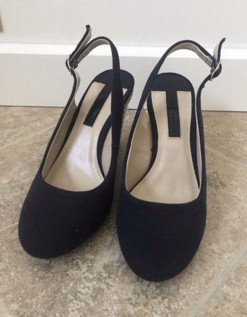 Продам туфли на танкетке Dorothy Perkins