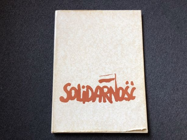 Album Solidarność 1980r. Mnóstwo zdjęć Lech Wałęsa