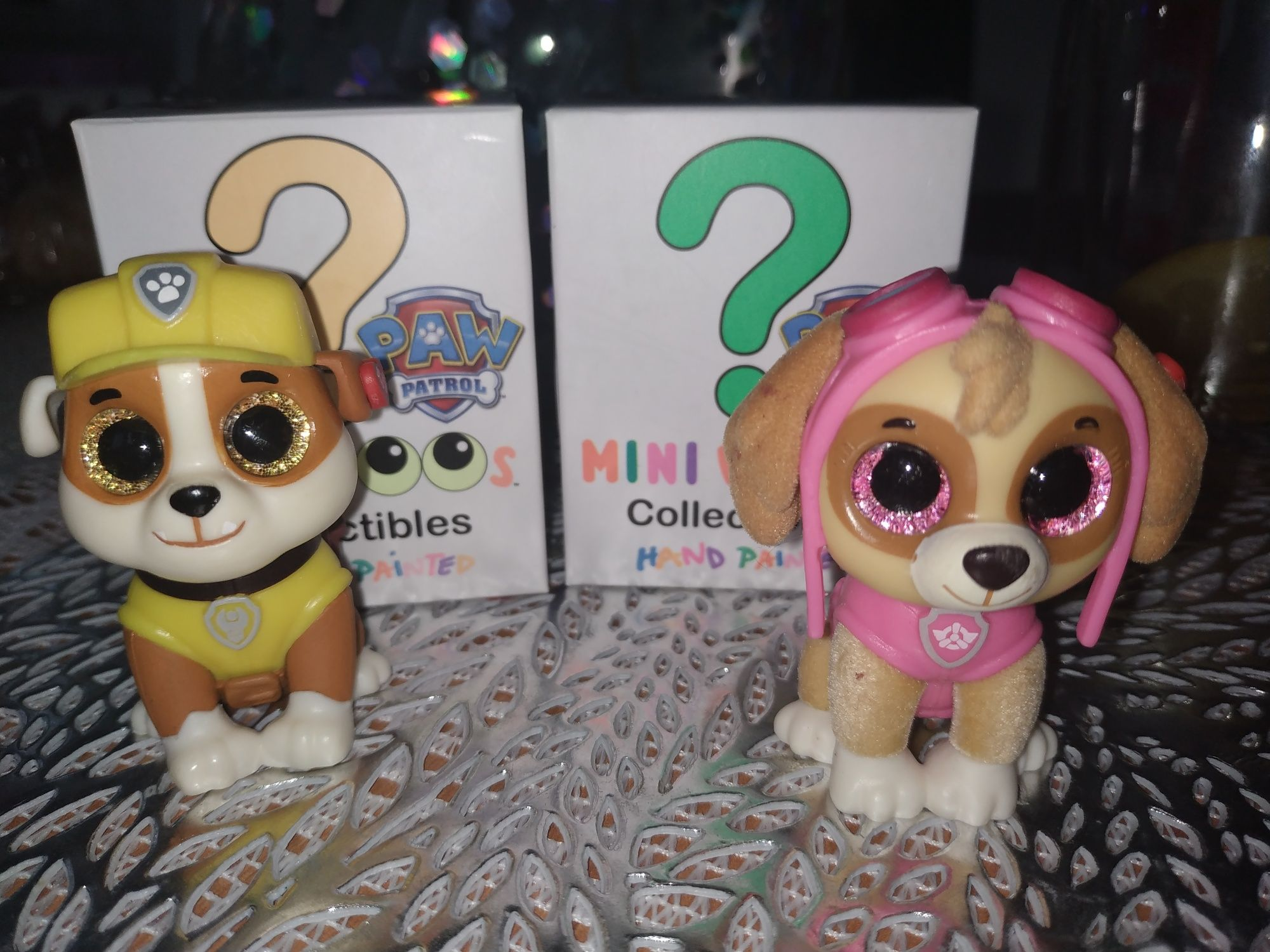 Mini Boos Psi Patrol figurki