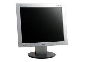 """Монитор 17 """" LG Flatron L1750U  (TFT TN, 1280x1024, 4:3, VGA) рабочий"""