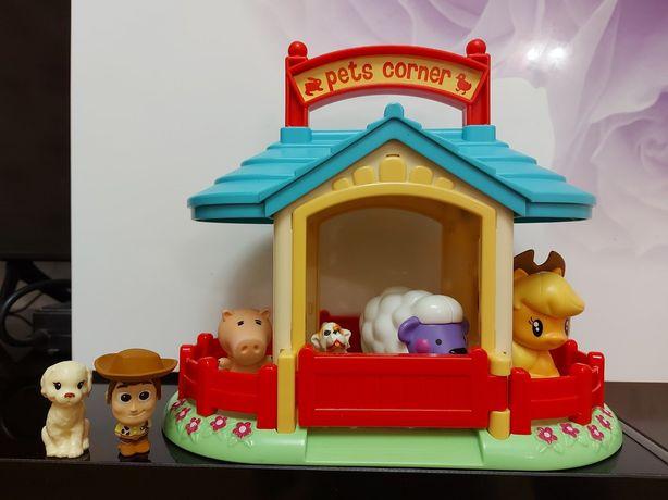 Домик-ферма, детская игра, Англия, игровой набор