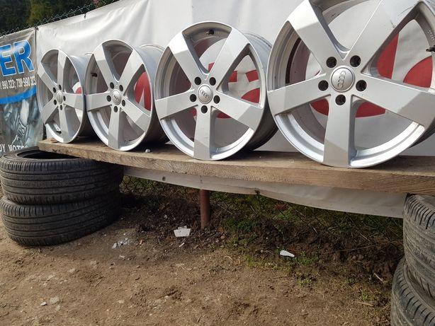 Felgi Aluminiowe WV-AUDI R18 5x112 ET51- 7.5J