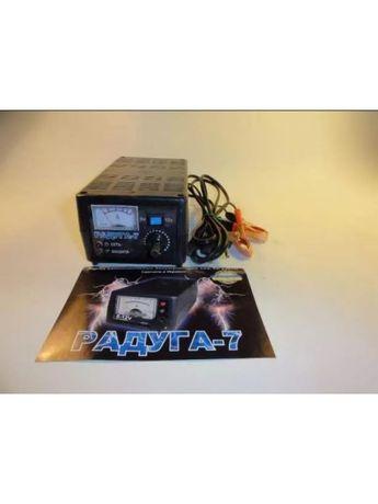 Зарядное устройство автомобильных аккумуляторов Радуга 7