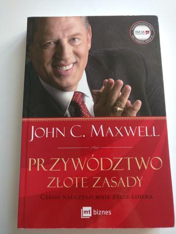 John Maxwell Przywództwo złote zasady