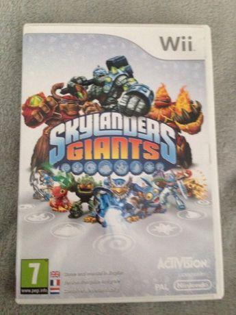 Wii nintendo gra skylanders giants