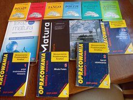 Książki o szkoły średniej