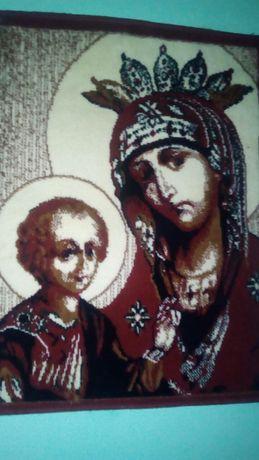 Коврик Матір Божа