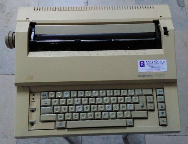 Vendo máquina de escrever TA Adler Gabriele 7007