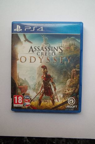 Ps 4 Assassins Creed Odyssey Centrum Gier Grodzka 4