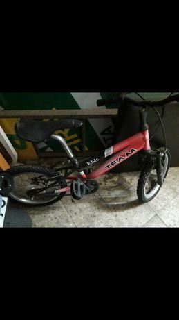 Bicleta de crianca
