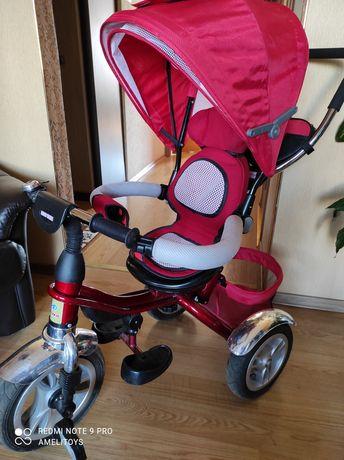 Дитячий велосипед триколісний Ardis maxi trike