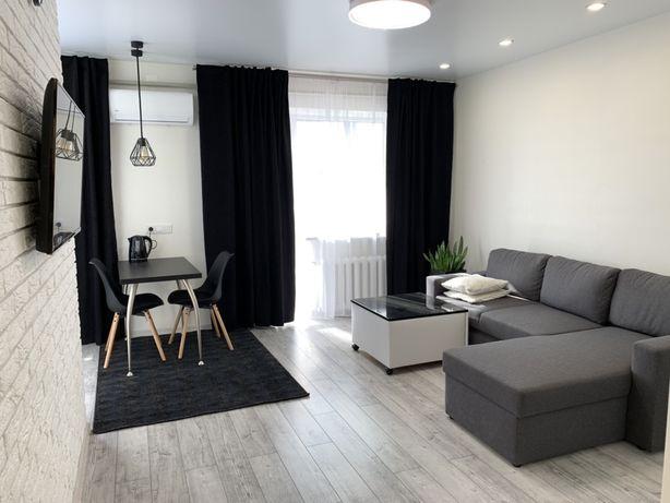 Чистая и уютная квартира в Центре города! Сдам помесячно-8000 грн.