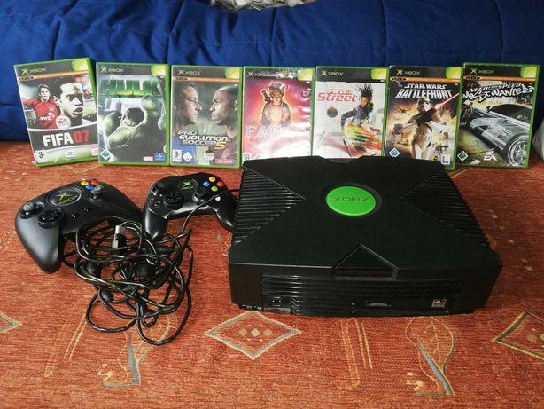 Konsola Xbox z 7 grami jak nowy