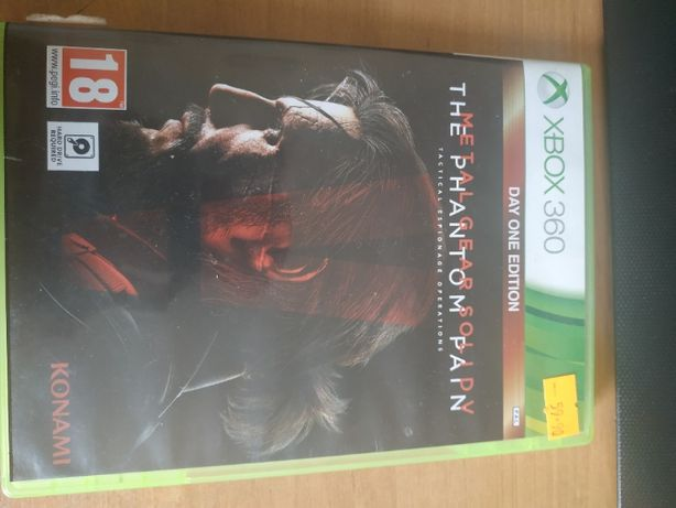 Gra Metal Gear Solid V TPP XBOX 360