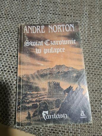 Andre Norton Świat Czarownic w Pułapce