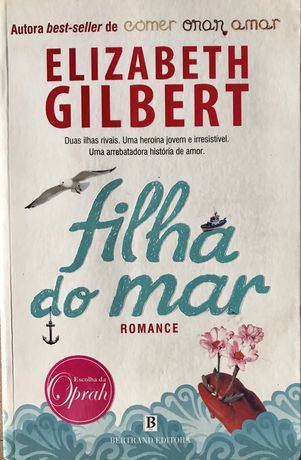 Filha do Mar de Elizabeth Gilbert