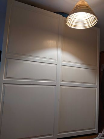 Roupeiro 2 portas IKEA