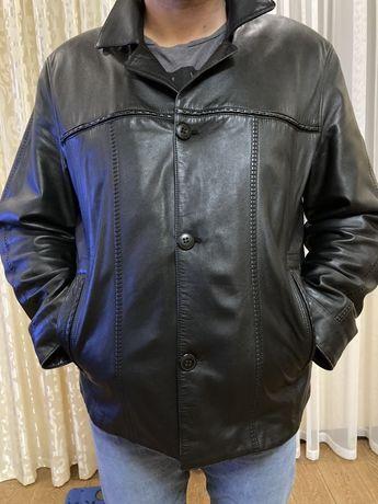 Кожанная куртка Турция