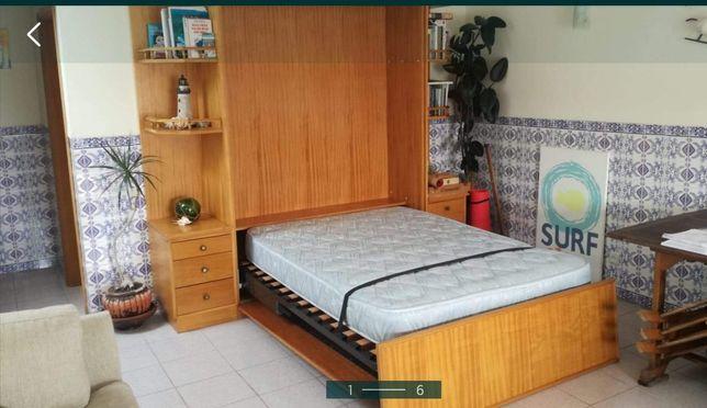 Cama móvel ou cama armário
