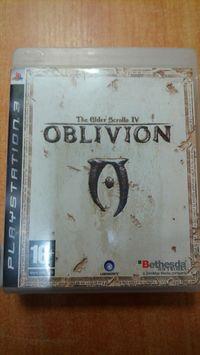 gra The Elder Scrolls IV Oblivion PS3