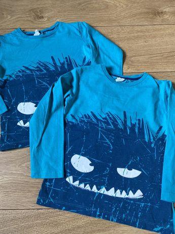 Bluzeczka r 110 dla blizniakow