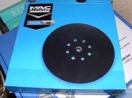 Жесткий и мягкий диск круги шлифовальные для жирафа Macallister