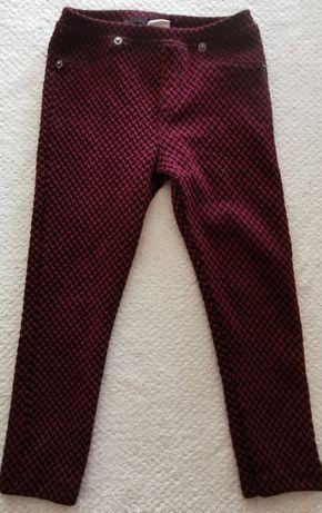 Spodnie leginsy treginsy hm reserved zara next