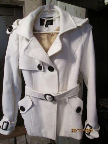 Продам кашемировое пальто 44-46р