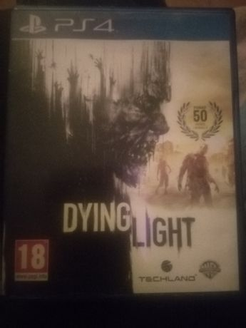 Gra na ps4 DYING LIGHT
