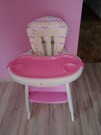 Krzesło do karmienia 3w1