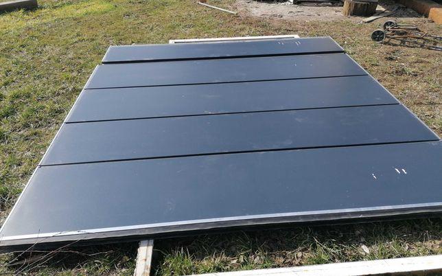 Brama garażowa panelowa kompletna  okazja 1100zł