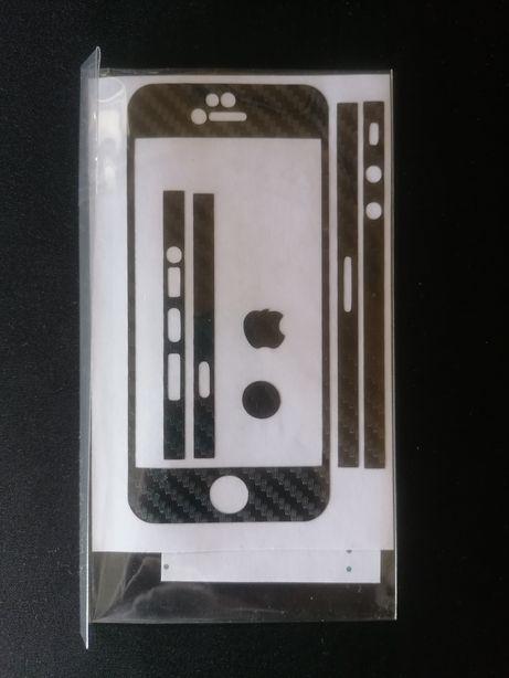 Película Carbono Iphone 5s